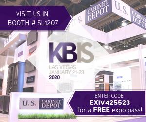 KBIS 2020 US Cabinet Depot