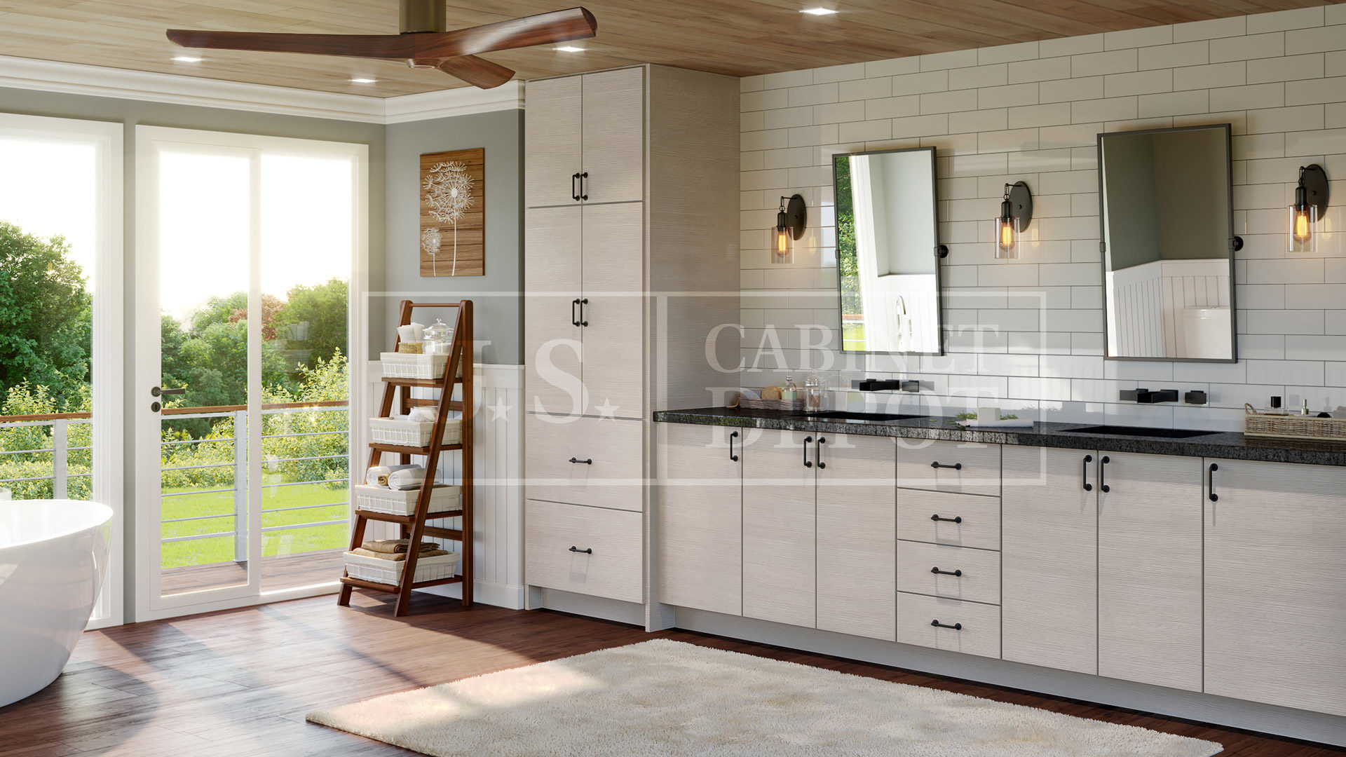 Alpine Series Frameless Cabinets Us Cabinet Depot