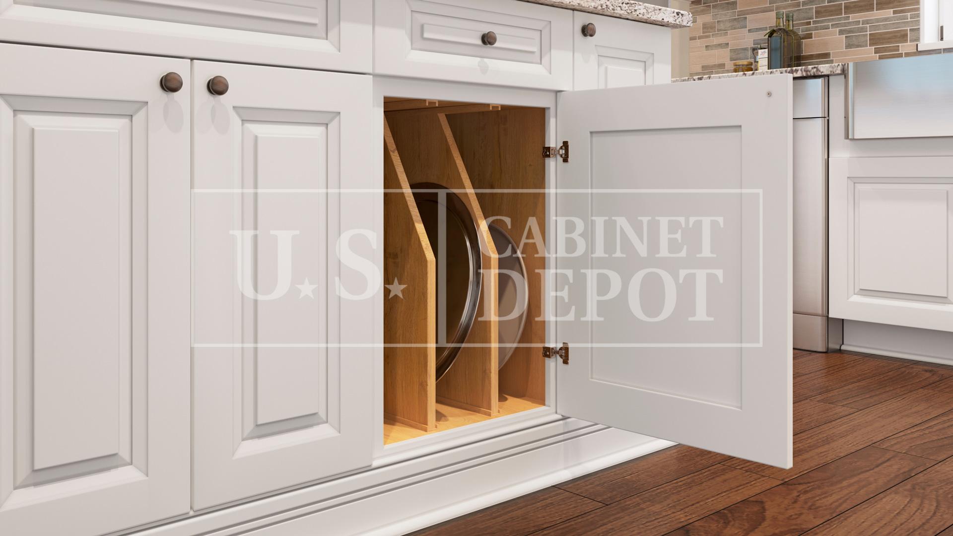 Tahoe White Us Cabinet Depot